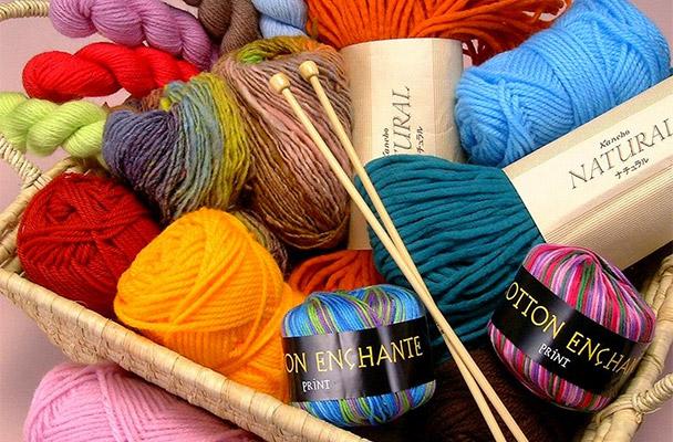 как научиться подбирать пряжу для ручного вязания